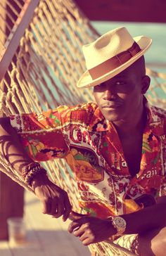 DapperLou.com | Men's Fashion Blog | Street Style: Retro Island...Nassau,Bahamas