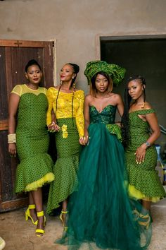 Bontle bride is a wedding magazine featuring weddings, tips, ideas and advice. African Wedding Attire, African Attire, African Dress, African Outfits, African Clothes, African Wear, Sotho Traditional Dresses, African Traditional Wedding Dress, Traditional Outfits