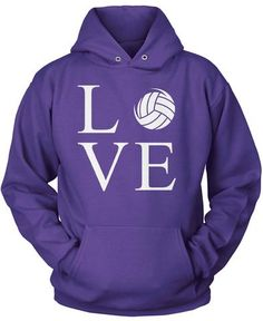 Love Volleyball? The the perfect t-shirt for any proud volleyball player! Available here - https://diversethreads.com/products/love-volleyball?variant=3953918149