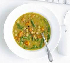 Healthy, flavour-packed and low-cost, this soup's ideal for taking to work for lunch