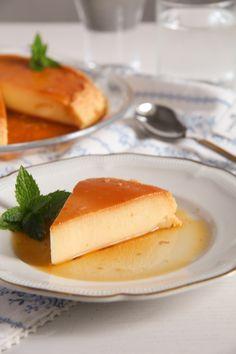 Smooth Creme Caramel or Flan – Romanian Recipe