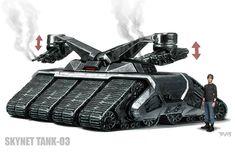 SkyNet Tank-02-2