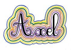 Petit Piquant personnage fait de lignes brisées Tangle Doodle, Zentangle, Doodle Art, Art Lessons For Kids, Art For Kids, Kid Art, Name Drawings, Creative Names, 2nd Grade Art