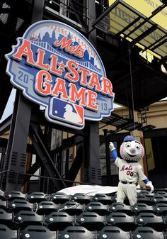 Citi Field will be hosting the 2013 All-Star Game in Flushing, Queens, NYC, NY