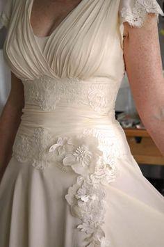 bespoke wedding dresses jenny lessin