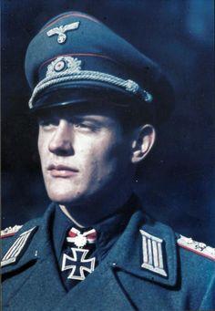 ✠ Bodo Spranz (1 January 1920 - 1 September 2007) RK 03.10.1943 Oberleutnant Chef 1./Stug.Abt 237 + 03.10.1943 (308. EL] Oberleutnant Chef 1./Stug.Abt 237