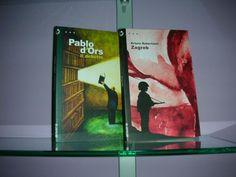 Giuditta con Il debutto #pablodors e #Zagreb @ArtNite @tempoxme_libri