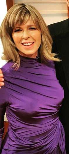 Kate Garraway. Kate Galloway, Itv Presenters, Good Morning Britain Presenters, Anna Richardson, Vintage Tv, Aging Gracefully, Celebs, Celebrities, Gorgeous Women