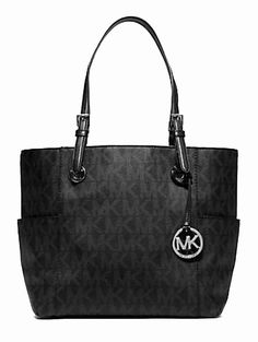 MICHAEL Michael Kors E/W Signature Tote Bag -- Details can be found by clicking on the image. (This is an Amazon Affiliate link)