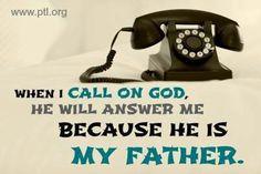 Call on God