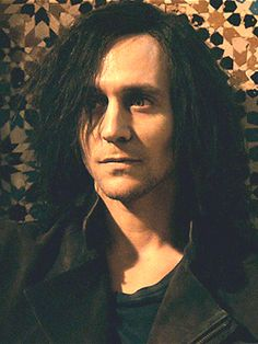 """Magst du Vampire?"" fragte er sanft"