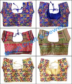 Women Bollywood Style Embroidered Blouse-Ready made fancy blouses-Indian traditional tribal embroidery Blouse,readymade kutch embroidered Blouse  For Wholesale Visit@ www.indianethnicjewelry.com Etsy Shop @ https://www.etsy.com/shop/craftsofgujarat?ref=hdr_shop_menu