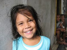 Cute little girl from an Amerindian family I met while in Guyana.
