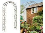 UK Garden Supplies - Metal Garden Arches and Wooden Garden Arches Garden Arches, Wooden Garden, Garden Supplies, Gardens, Iron, Outdoor Structures, Nature, Naturaleza, Outdoor Gardens