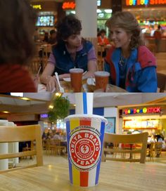 Valley Girl (1983) Mall Scene Del Amo Fashion Center International Food Court. Located at 3525 W Carson St, Torrance, Calif. *Note only the escalator scene was shot at the Sherman Oaks Galleria in Sherman Oaks, all other mall scenes were filmed at Del Amo Fashion Center.