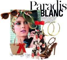 Ode to summer..., created by knobuwrapz on Polyvore