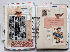 The Eclectic-page notebook – Margarete Miller