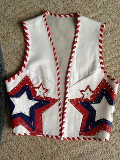 Rodeo Clothing, Rodeo Queen Vest, Things Rodeo, Queen Stuff