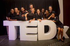 TEDxPointeàPitre, c'est aussi une équipe de bénévoles qui ont donné beaucoup de leur temps et de leur énergie pour réussir l'événement. #TEDxPTP
