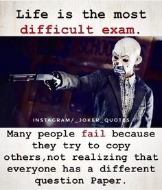 33 Joker Quotes to fill you with Craziness. Joker Qoutes, Best Joker Quotes, Badass Quotes, Wisdom Quotes, True Quotes, Words Quotes, Funny Quotes, Quotes Quotes, Sayings