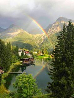 Arosa, Kanton Graubünden, Switzerland