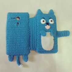 Crochet Phone case by CarmenPay_Craft