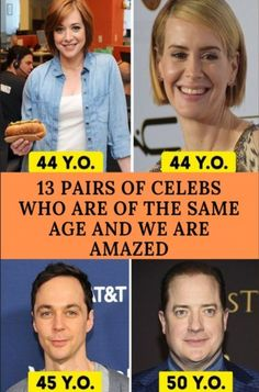 Celebs Discover 13 Pairs Of Celebs Who Are Of The Same Age And We Are Amazed Its time for you to know the ages of your favorite actors and get surprised after witnessing the difference in their looks despite similarity in their ages. Alexa Vega, World Trends, Spy Kids, Dressing Sense, American Gods, Celebrity Wallpapers, Hollywood Celebrities, Hot Actresses, Celebrity Gossip