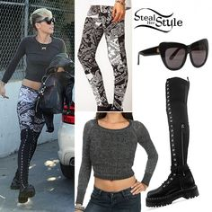 Miley Cyrus' Clothes & Outfits | Steal Her Style
