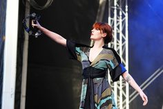 Florence & The Machine at Way Out West    #flostyle #florencewelch #florenceandthemachine