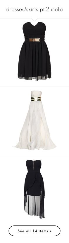 """dresses/skirts pt.2 mofo"" by heyimlori on Polyvore featuring dresses, vestidos, short dresses, black, party dresses, womens-fashion, mini dress, embellished short dress, embellished cocktail dress and elise ryan dress"