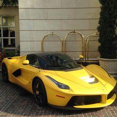 La Mellow Yellow Follow @Ferrari_Automotive  Follow @Ferrari_Automotive  #  Freshly Uploaded To www.MadWhips.com  Photo by @cali.exotics