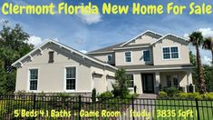 Clermont Florida New Home For Sale | Sand Key Model by Taylor Morrison |...