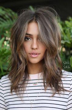 Hair cut- beautiful medium textured cut