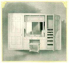 Laurelhurst Craftsman Bungalow: Bedroom Built-Ins
