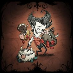 Don't Starve - All the Chesters!