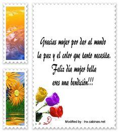 mensajes bonitos por el dia de la mujer,descargar frases bonitas por el dia de la mujer: http://lnx.cabinas.net/mensajes-por-el-dia-de-la-mujer-para-twitter/