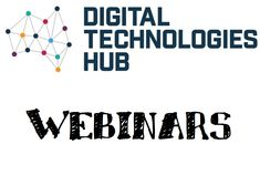 View the webinars to increase your content knowledge, find out about topical issues and approaches related to implementing Digital Technologies in your school. Digital Technology, Teacher Resources, Knowledge, Coding, Learning, School, Studying, Teaching, Programming