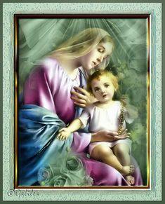 Testimonios para Crecer: La Maternidad Divina de María, 1 de Enero