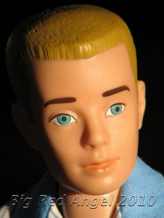 vintage ken doll wear