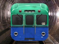 Dribbble - Subway by Ivan