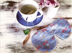 """Limited Edition Eye Mask in Lavender Regency added by @ulrikka71 """"Take a power nap before the job."""""""