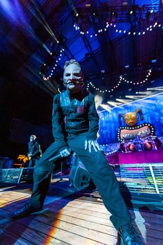 Corey Taylor and Sliknot