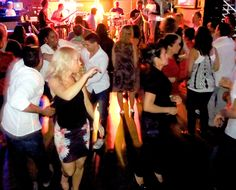"""Concert with """"La Excelencia"""", salsa band from New York in Stockholm at Club Caribe. More at the blog, check out the Calendar for all Salsa Dancing Events!"""