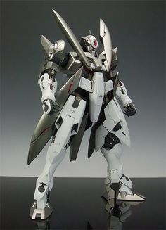 MG GN-X改修    GNX-603T GN-X -Soma Peries Customaize-    「機体が私の反応速度に付いてくる・・これが ガンダムの力!」
