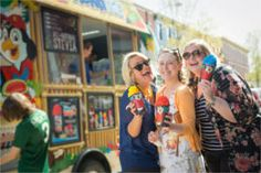 FREE Shaved Ice at Kona Ice (Today) on http://www.icravefreebies.com/