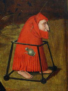 Paintings - Hieronymus Bosch