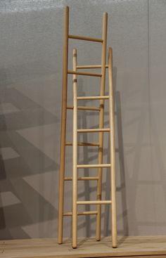 'passe-passe' coat-rack, 2011 for ligne-roset by philippe nigro
