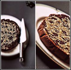 Mousse di cioccolato al kamut #cioccolato #mousse #dolci italiani #dolci