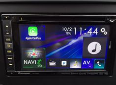 Installing Apple CarPlay and Taking It For a Spin - Consumer Reports News in a Jetta no less