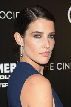 Cobie Smulders - 'Captain America: The Winter Soldier' New York Screening